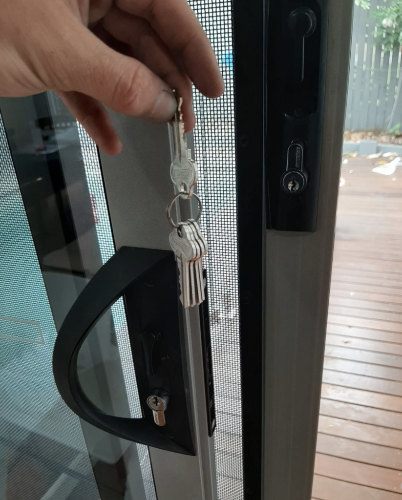 Locksmith Brisbane Services